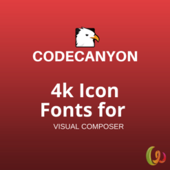 4k Icon Fonts