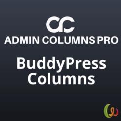 BuddyPress Columns